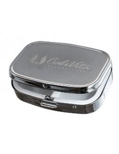 Nehrđajuća metalna kutijica za vitamine